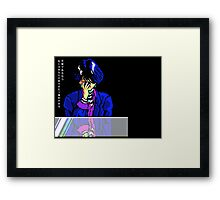 My great unhappiness, gives me a right to your kindness Framed Print