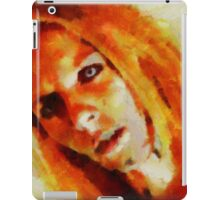 Demoness by Sarah Kirk iPad Case/Skin
