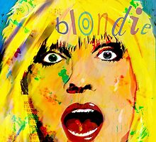 BLONDIE DEBBIE HARRY by FieryFinn77