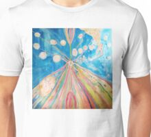 The Gown of Peace and Love Unisex T-Shirt