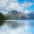 Wast Water by LeeMartinImages