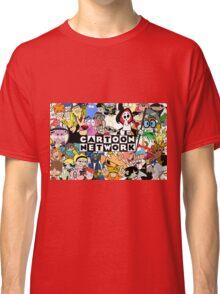 Cartoon network Classic T-Shirt