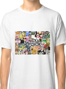 Cartoon network Classic T-Shirt