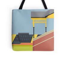 Punt Road Tote Bag