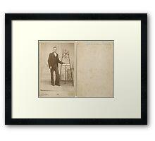 JOHN WALLACE OUTLAND Framed Print