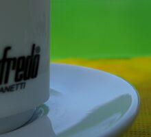 COFFEE TIME by June Ferrol