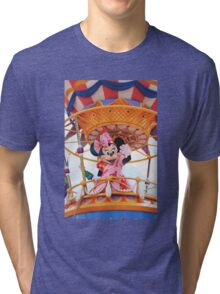 Minnie Mouse Tri-blend T-Shirt