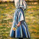 Little Girl by Pamela Plante