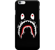 BAPE SHARK / BILLIONAIRE PRINT iPhone Case/Skin