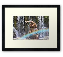 The World Famous Jungle Cruise Framed Print
