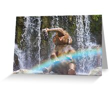 The World Famous Jungle Cruise Greeting Card