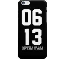 0613 BTS iPhone Case/Skin