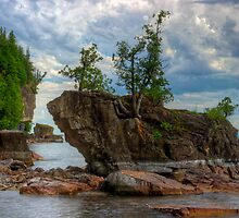 Rock Island by Stephen Beattie
