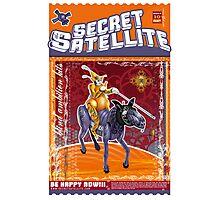 The Secret Satellite Mail Order Flyer #10 Photographic Print