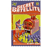 The Secret Satellite Mail Order Flyer #9 Photographic Print
