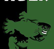 HULK by FLComics