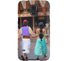 Aladdin and Jasmine Samsung Galaxy Case/Skin
