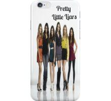 pretty little liars girls case iPhone Case/Skin