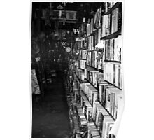 Book Shop Poster