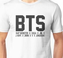 Bangtan Boys 3 Unisex T-Shirt