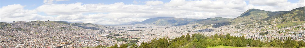 Quito by Walter Quirtmair