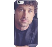 Patrick Dempsey iPhone Case/Skin