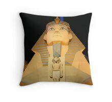 Luxor -- Las Vegas Throw Pillow