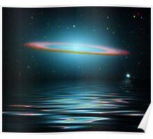 Sombrero Galaxy Poster