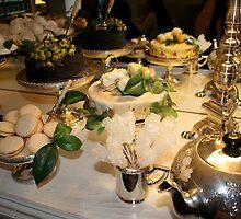 Afternoon tea Italian Style by hjaynefoster