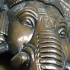 Ganesh II by Leyla Hur