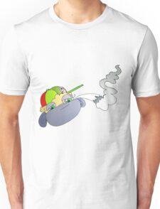 Puff Puff Unisex T-Shirt