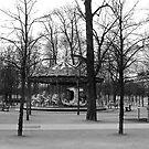 le Carrousel by Virginia Kelser Jones