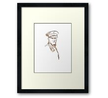 T. E. Lawrence aka Lawrence of Arabia Framed Print
