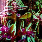 Fantasy & Flowers. by Vitta