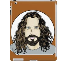 Chris Cornell - Soundgarden - Audioslave - Temple Of the Dog - Drawing iPad Case/Skin
