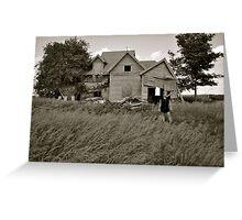 farm winds Greeting Card