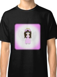 Angel in Pink Anime Classic T-Shirt