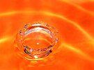 Tangerine Splash!! by Sally Green