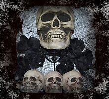 The Skulls by Eva Thomas