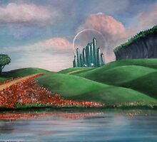 The Emerald City by Randy Burns aka Wiles Henly
