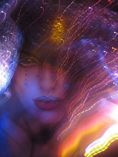 Lady Of Mist  by ellamental