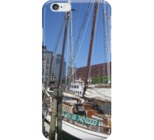 Docked in Boston iPhone Case/Skin