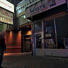 Outside the Club by MattGranz