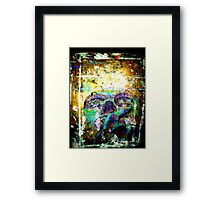 Think About It Framed Print
