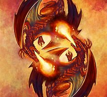Fire Dragons by Jessica Feinberg
