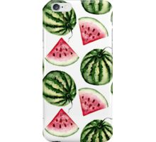 Watermelon pattern iPhone Case/Skin