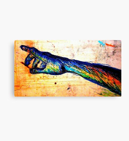 Bring to Bear Canvas Print