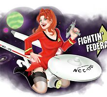 Fightin' Federation! by Terry  Parr