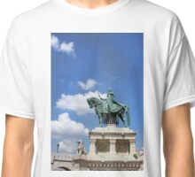 Statue of St Stephen Classic T-Shirt