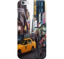 Times Square. iPhone Case/Skin